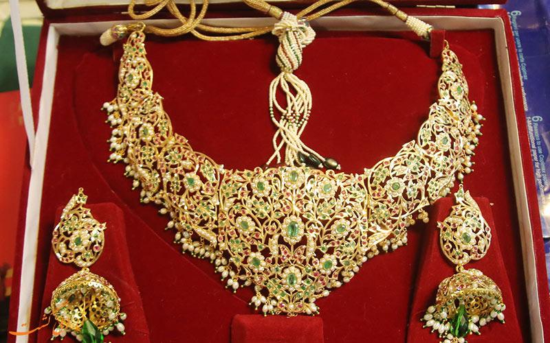 11 درصد از طلای کل جهان در تصاحب زنان هند است!