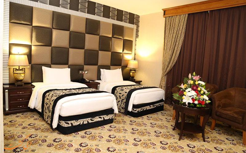 خدمات رفاهی هتل ابجد گرند هتل دبی