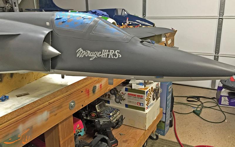 صداها برای عیب یابی هواپیما