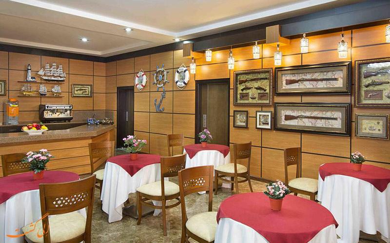 امکانات تفریحی هتل نیو بلک استون دبی