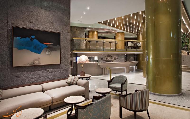 هتل مرلین کاپاکابانا در ریو