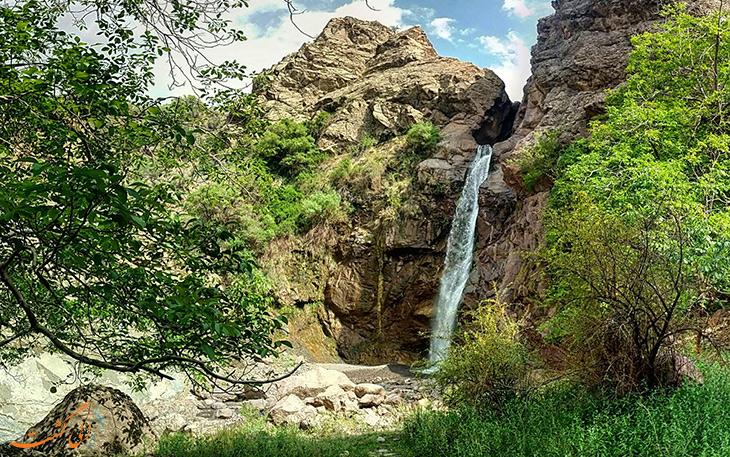 روستای دیدنی هنزا در کرمان