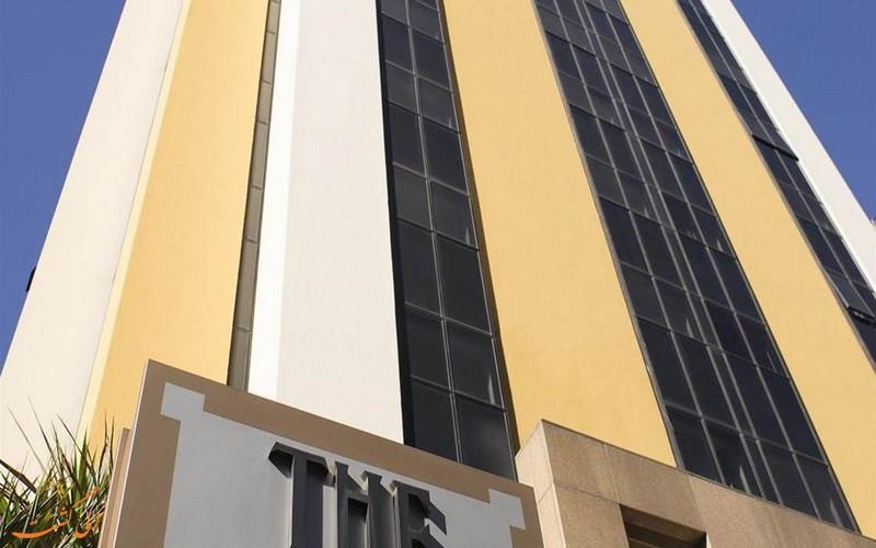 هتل تایم اوتون سویتز سائوپائولو