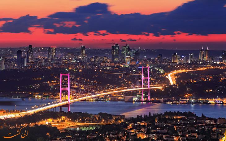 کاهش هزینه ها در سفر به استانبول