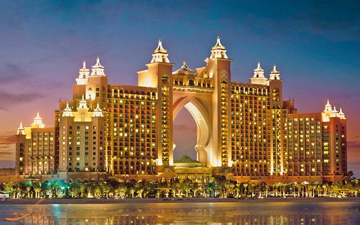 اقامت در سفر ارزان به دبی