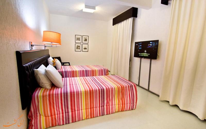 هتل 4 ستاره نورماندی دیزاین