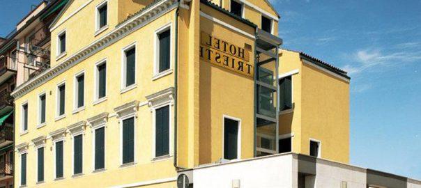 معرفی هتل تریسته ونیز
