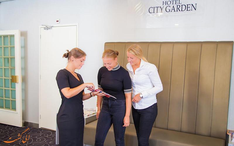 معرفی هتل سیتی گاردن آمستردام | 2 ستاره