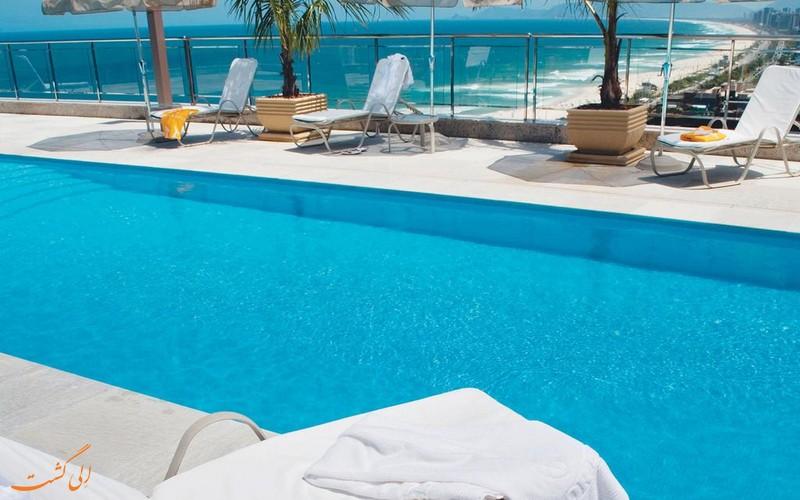 هتل 5 ستاره ویندزور بارا ریو