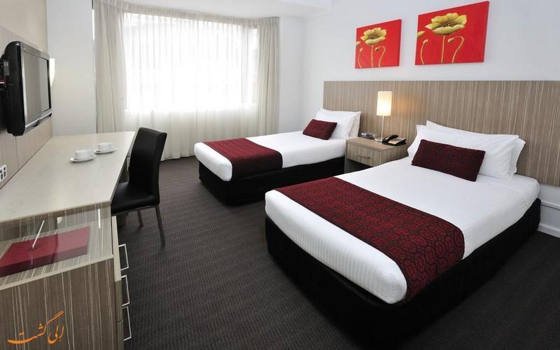 هتل 3 ستاره سنترال مترو سیدنی