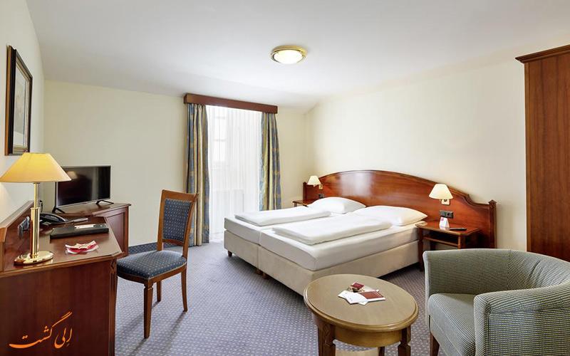 هتل اشلوس ویلهلمینبرگ وین | Hotel Schloss Wilhelminenberg Wien
