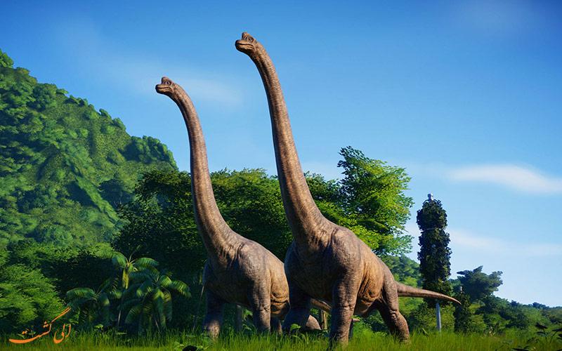 ردپای 170 میلیون ساله ی یک دایناسور