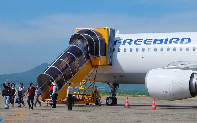 معرفی شرکت هواپیمایی فری برد ایرلاینز ترکیه