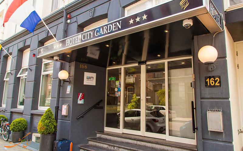 امکانات تفریحی هتل سیتی گاردن آمستردام
