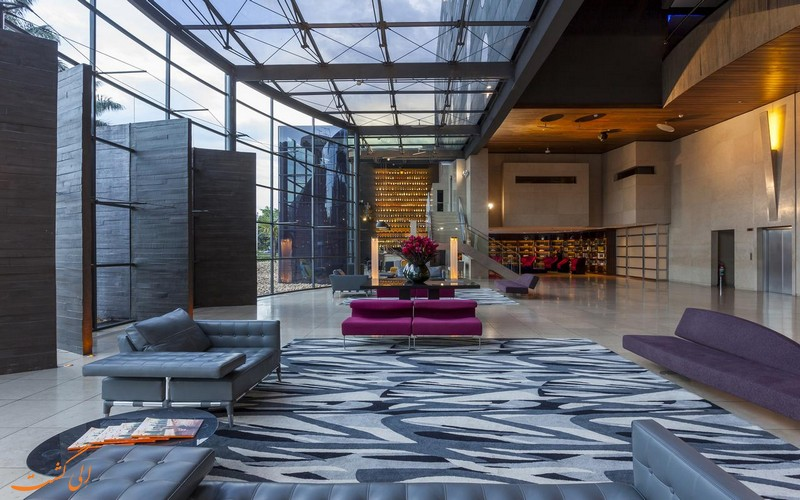 هتل 5 ستاره یونیک در سائوپائولو