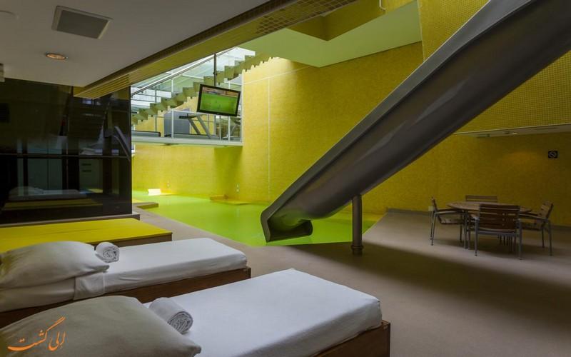 هتل 5 ستاره یونیک سائوپائولو