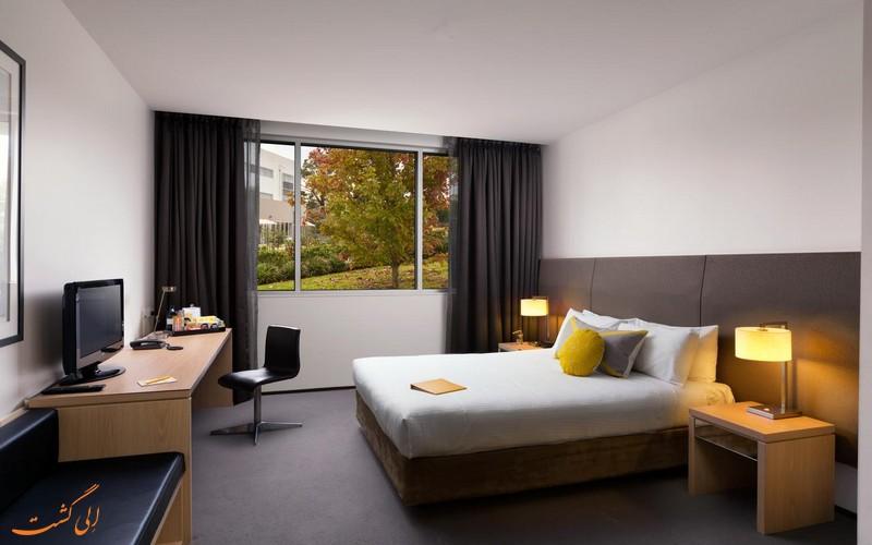 هتل 4 ستاره آتورا داندنونگ ملبورن