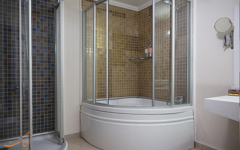 حمام هتل
