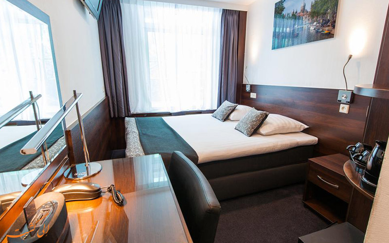 هتل سیتی گاردن آمستردام | Hotel City Garden Amsterdam