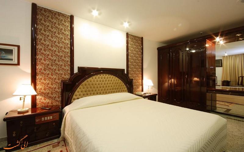 هتل 4 ستاره بنیدورم پالاس