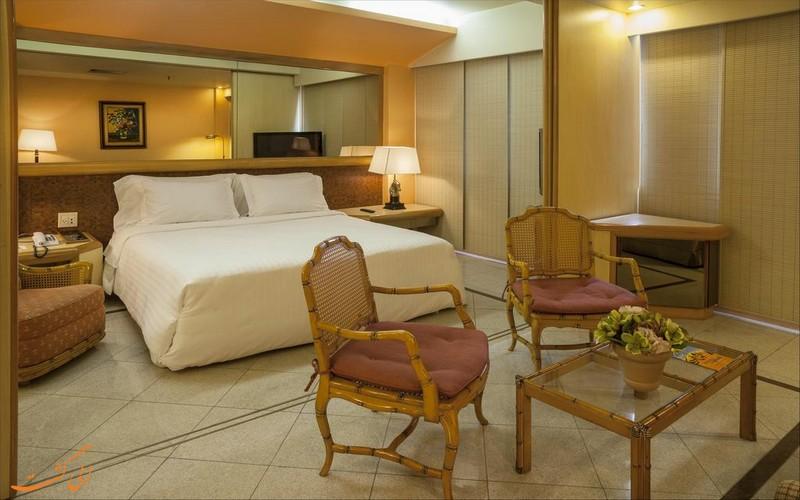 هتل 3 ستاره مرلین کاپاکابانا ریو