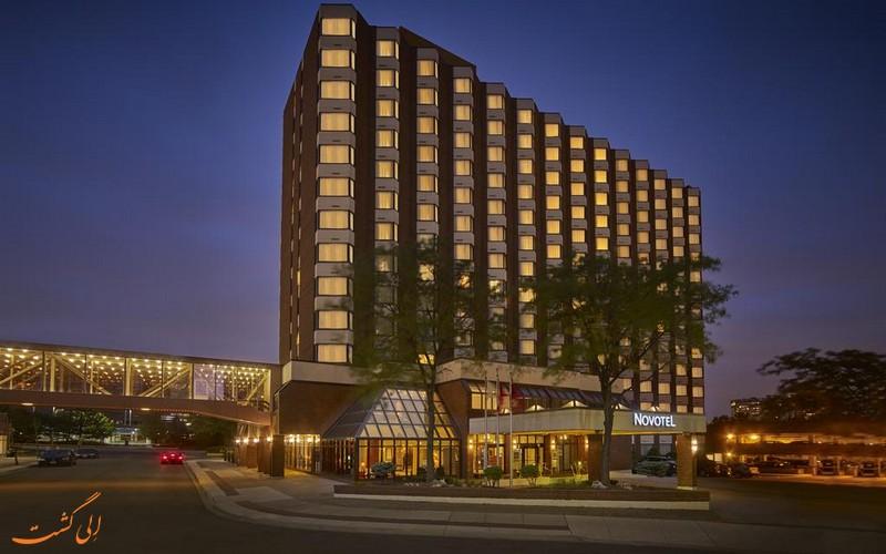 هتل نووتل میسیسوژا سنتر تورنتو