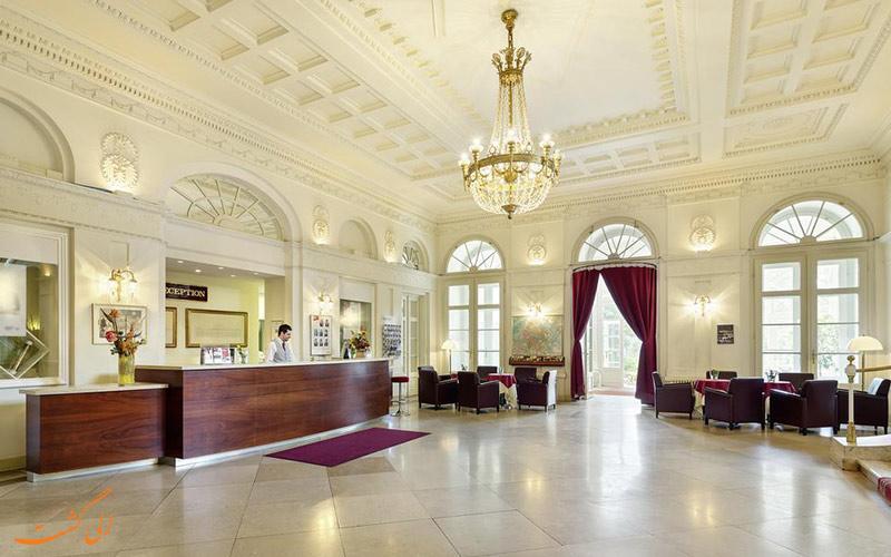 هتل اشلوس ویلهلمینبرگ وین