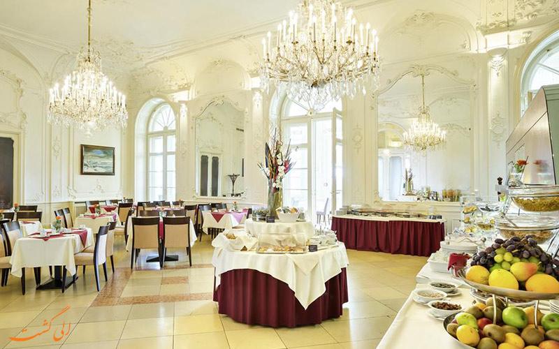 معرفی هتل اشلوس ویلهلمینبرگ وین | 4 ستاره