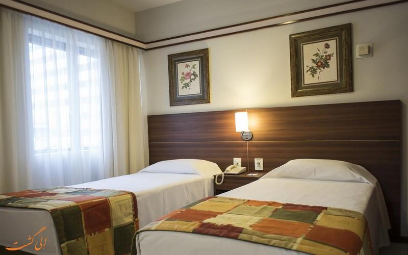 هتل 3 ستاره تایم اوتون سویتز سائوپائولو
