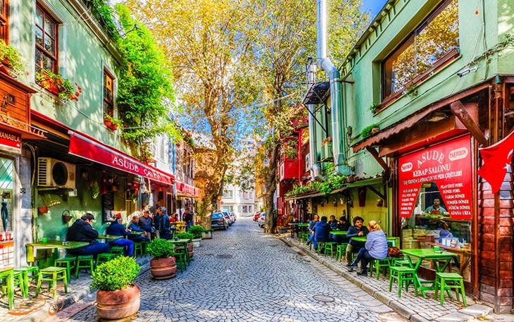 رستوران های ارزان در استانبول