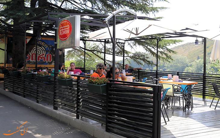رستوران های دریاچه لاک پشت