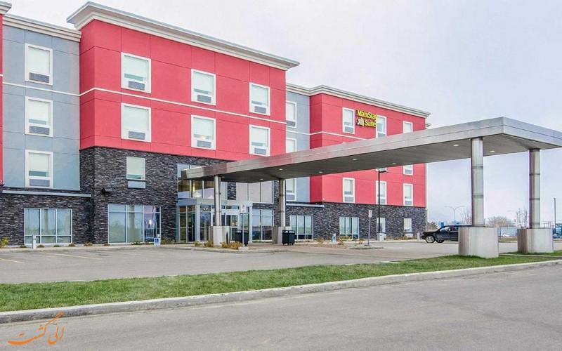 هتل مین استی سویتز ساسکاتون