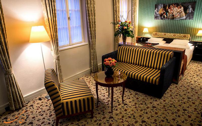 مرکور گراند هتل بیدرمر وین | Mercure Grand Hotel Biedermeier Wien