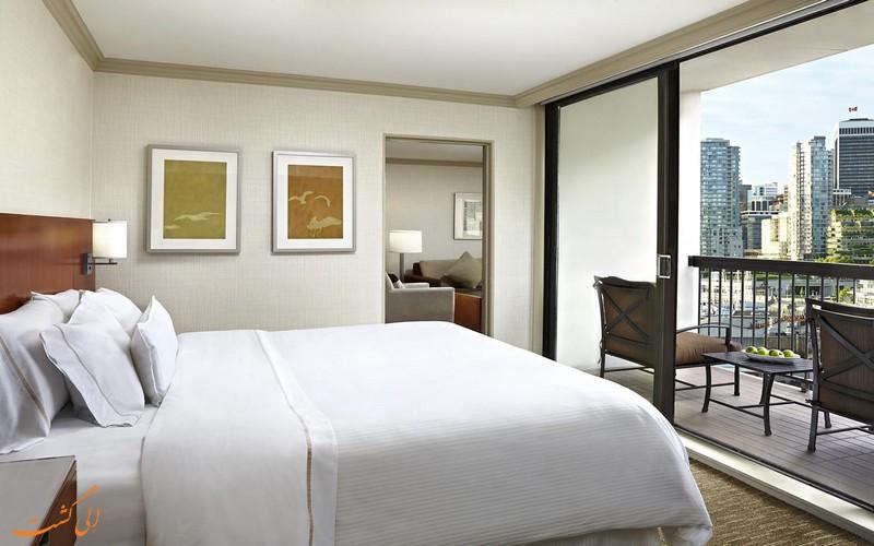 هتل وستین بای شور