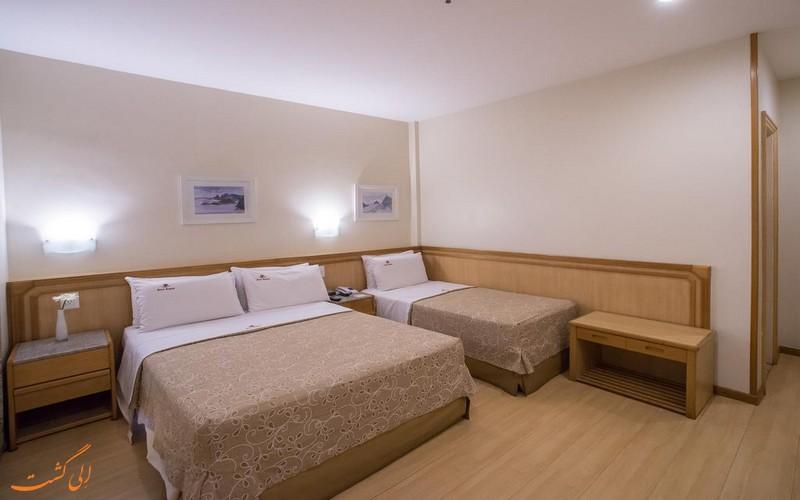هتل 3 ستاره رجینا ریو