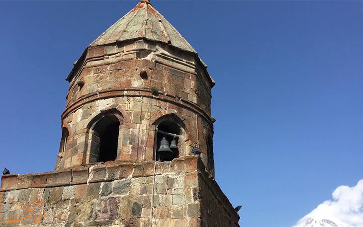 ناقوس کلیسای ترینیتی گرگتی