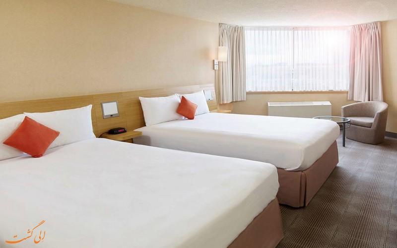هتل 3 ستاره نووتل میسیسوژا سنتر در تورنتو