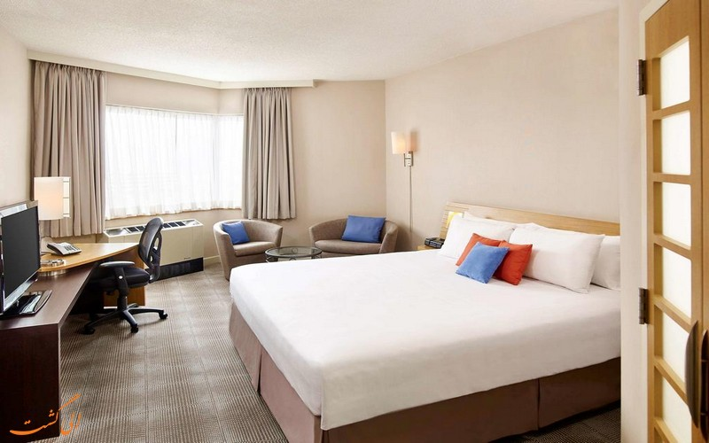 هتل 3 ستاره نووتل میسیسوژا سنتر تورنتو