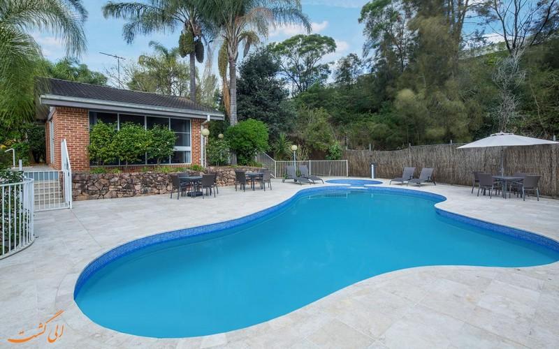 هتل مدینا نورس راید در سیدنی