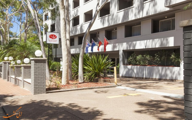هتل اسپایر سیدنی