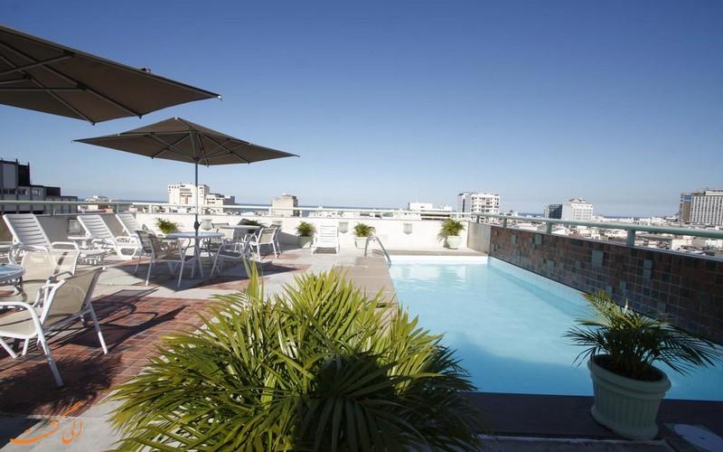 هتل بنیدورم پالاس در ریو