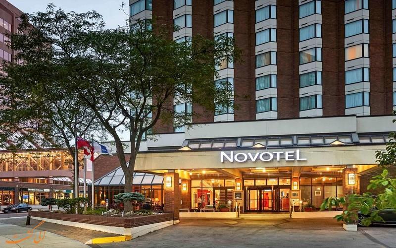 هتل 3 ستاره نووتل میسیسوژا سنتر