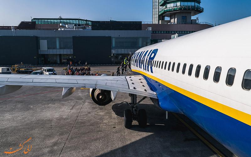 فرودگاه های ایتالیا
