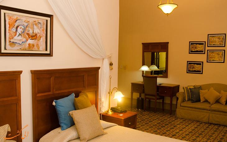 هتل آرمادورس