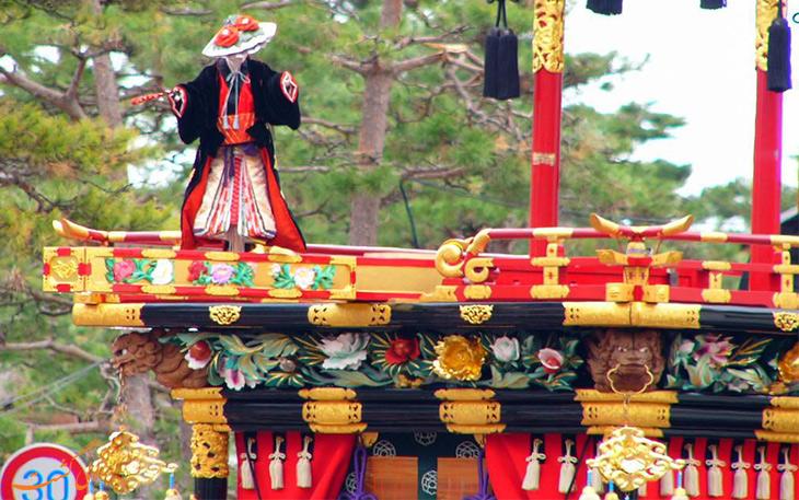 فستیوال تاکایاما ژاپن