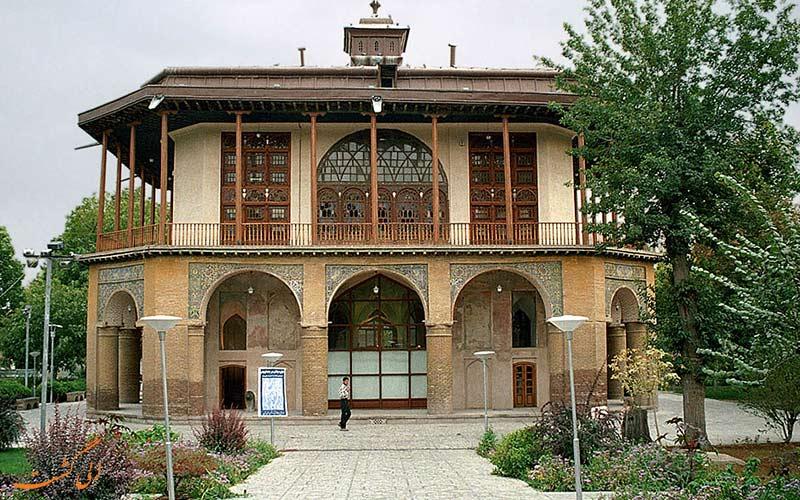 چهلستون قزوین