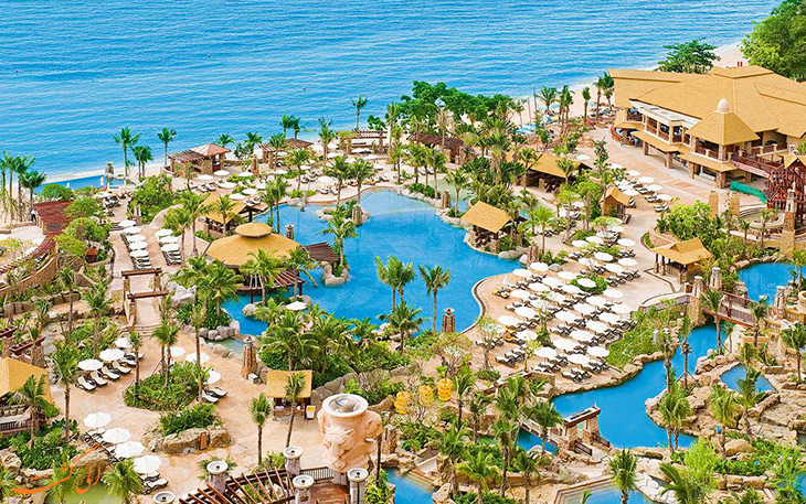 هتل ساحلی گرندا