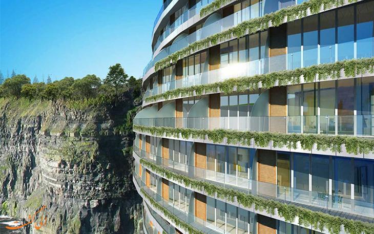 اولین هتل زیرزمینی دنیا