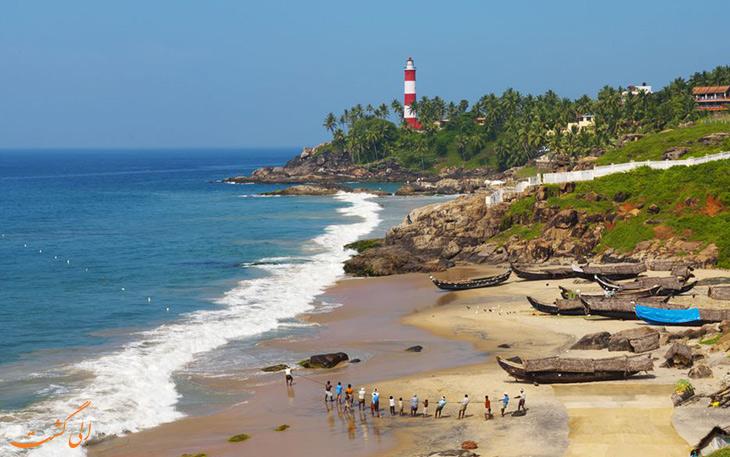 ساحل کرالا
