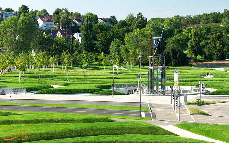 پارک اشتوتگارت